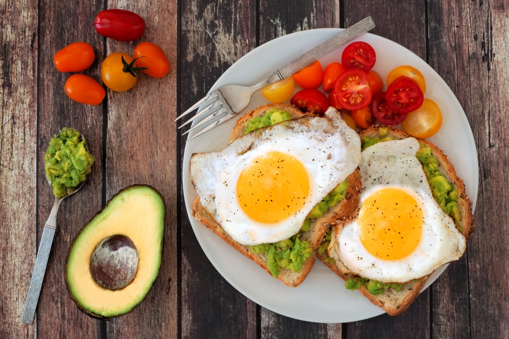 5 Types Of Healthy Breakfast Foods