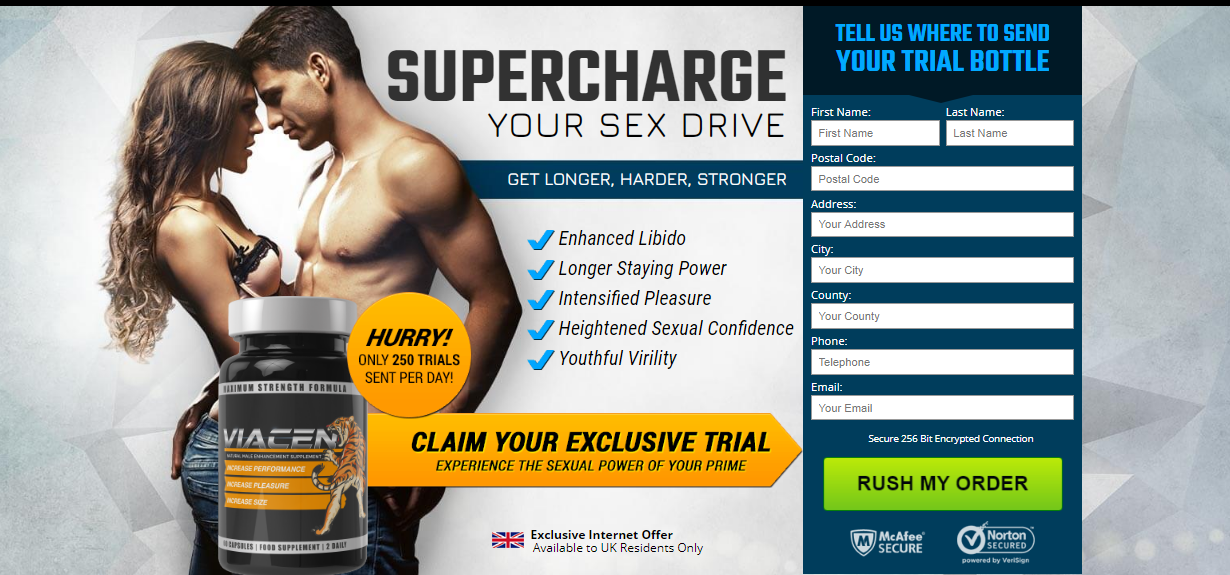 Viacen Male Enhancement