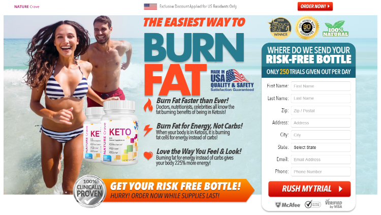 Where to buy Nature Crave Keto