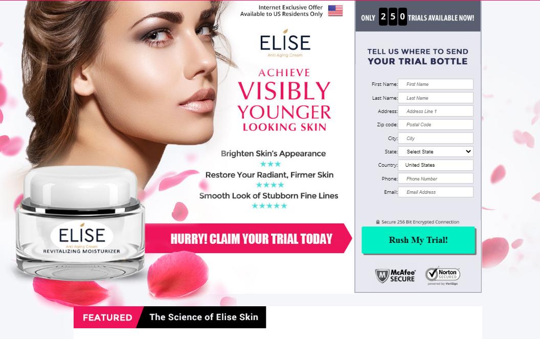 Elise Anti Aging Cream